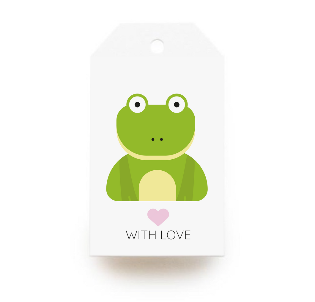 Froggy Gift Tags x10 - Stationery in Lagos, Nigeria, Hybrid Pencil