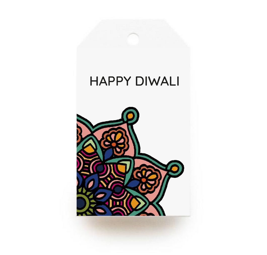Happy Diwali Gift Tags x10 - Stationery in Lagos, Nigeria, Hybrid Pencil