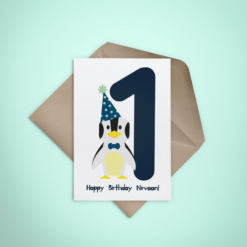 Personalised Birthday Greeting Card - Stationery in Lagos, Nigeria, Hybrid Pencil