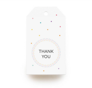 Thank You Round Gift Tags x10 - Stationery in Lagos, Nigeria, Hybrid Pencil