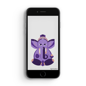 Ganesha iPhone 7 & 6/6s Wallpaper - Stationery in Lagos, Nigeria, Hybrid Pencil