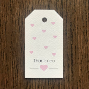 Thank You Gift Tags x10 - Stationery in Lagos, Nigeria, Hybrid Pencil