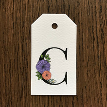 Floral Letter C Gift Tags - Stationery in Lagos, Nigeria, Hybrid Pencil