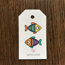 Little Fish Gift Tags x10 - Stationery in Lagos, Nigeria, Hybrid Pencil