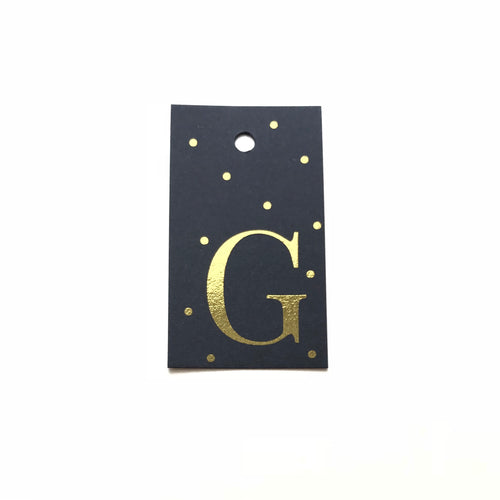 Gold Letter G Gift Tags x10 - Stationery in Lagos, Nigeria, Hybrid Pencil