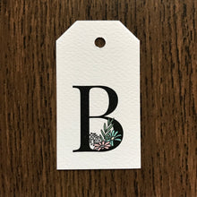 Floral Letter B Gift Tags - Stationery in Lagos, Nigeria, Hybrid Pencil