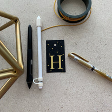 Gold Letter H Gift Tags x10 - Stationery in Lagos, Nigeria, Hybrid Pencil