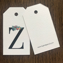 Floral Letter Z Gift Tags - Stationery in Lagos, Nigeria, Hybrid Pencil