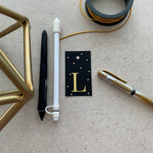 Gold Letter L Gift Tags x10 - Stationery in Lagos, Nigeria, Hybrid Pencil