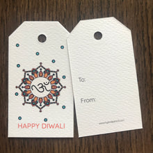 Om Happy Diwali Gift Tags x10 - Stationery in Lagos, Nigeria, Hybrid Pencil