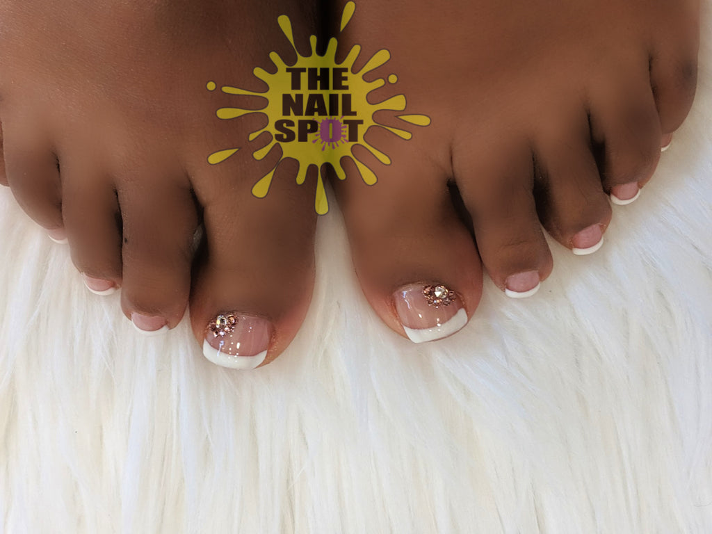 Spa Pedicure/Gel Toes