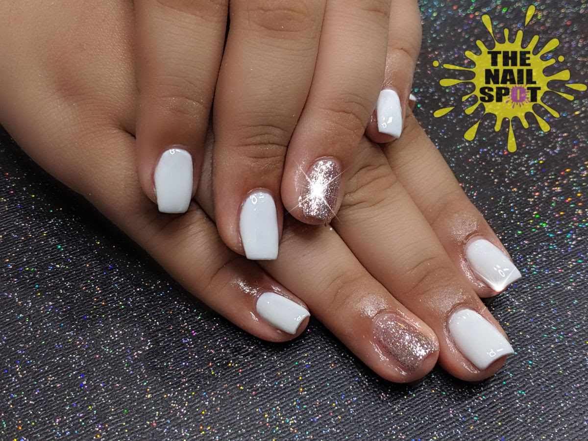Gel Polished Nails for Natural Nails