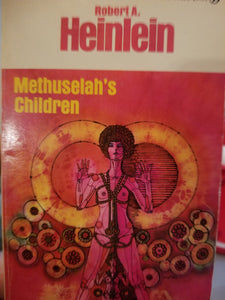 Methuselah's Children by Robert A. Heinlein (Used)