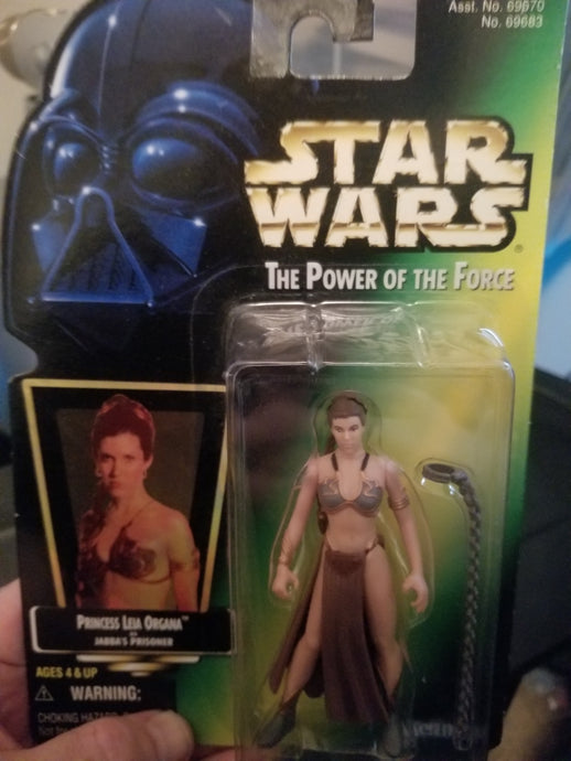 Star Wars Princess Leia 3.75