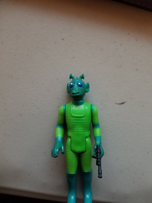 Star Wars Vintage Greedo 1977 First 12 Kenner Action Figure Collection