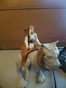 Vintage 1979 Luke Skywalker and Tauntaun - Hoth