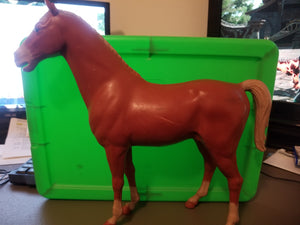 Vintage Marx Johnny West Pancho Horse