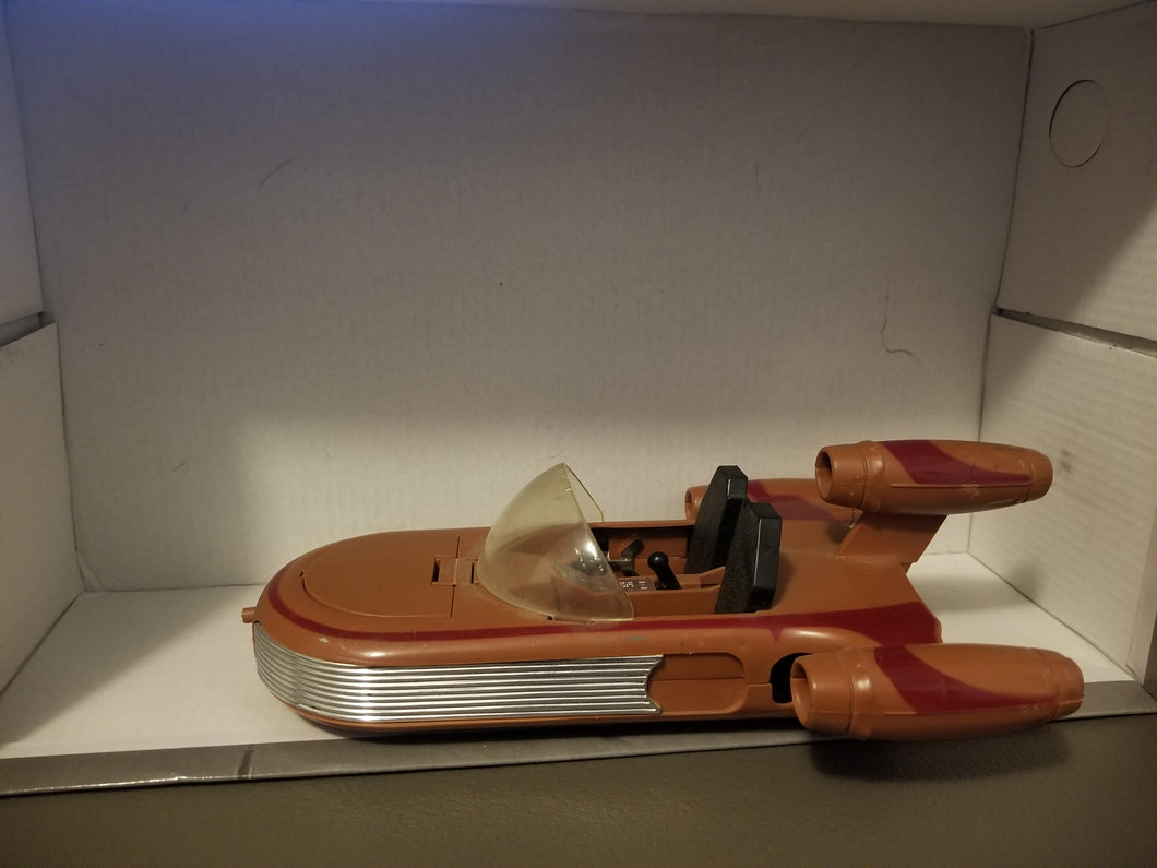 Vintage Original Kenner Star Wars 1977 Landspeeder