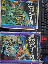 First Edition Star Frontiers Game 1982