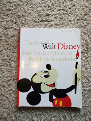The Art of Walt Disney [USED]