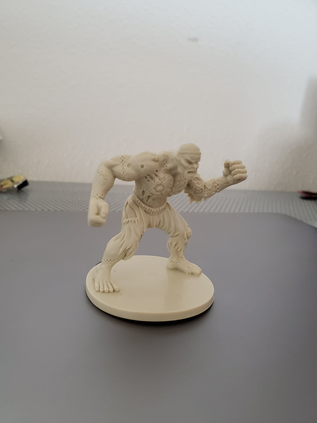 Flesh Golem Miniature
