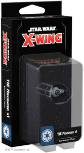 X-Wing Second Edition: TIE Advanced x1