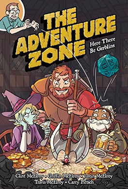 The Adventure Zone: Here There Be Gerblins ( Adventure Zone )