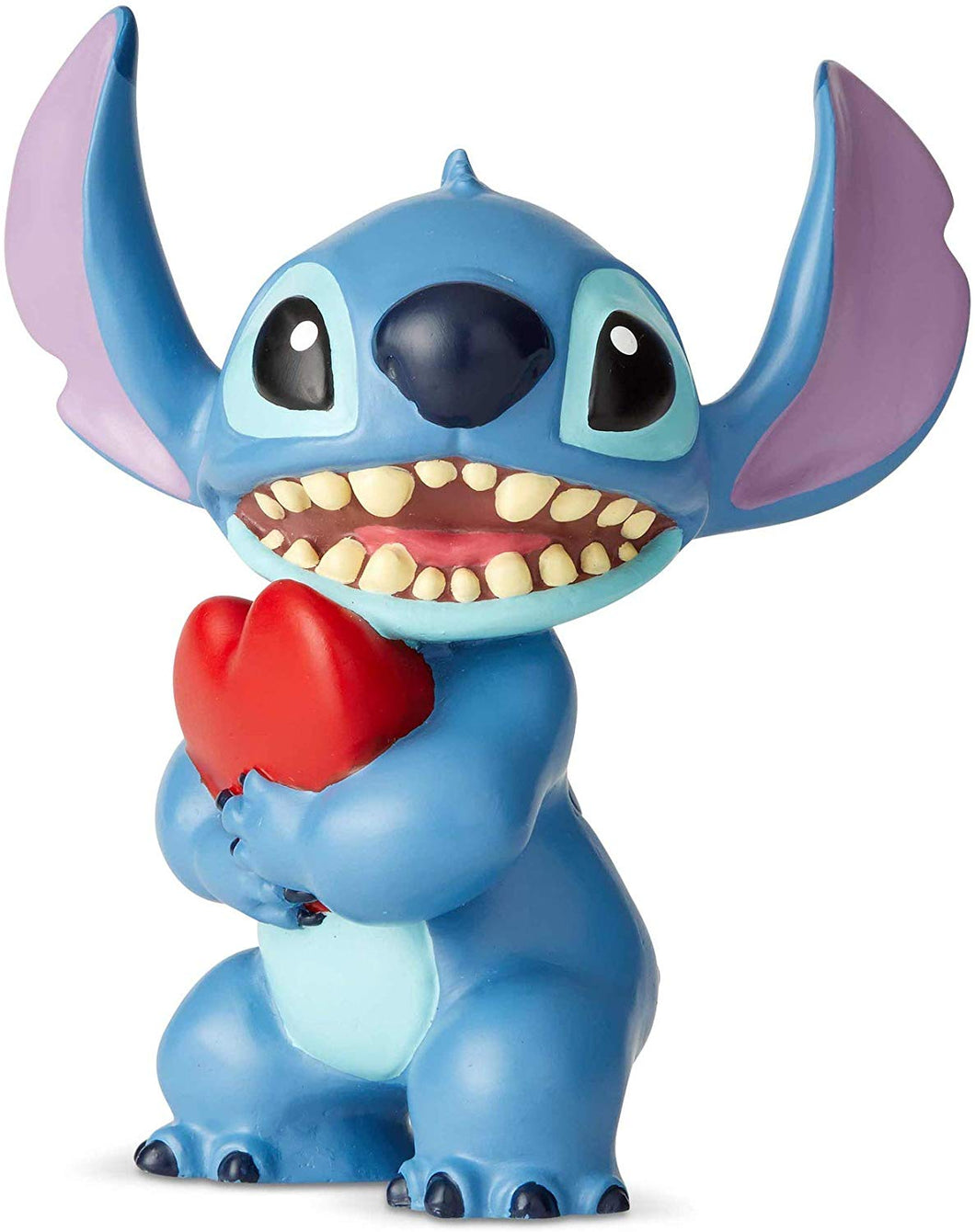 Enesco Disney Showcase Lilo and Stitch Heart Mini Figurine