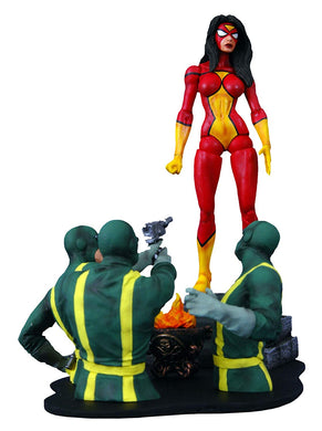 Marvel Select Spider-Woman Action Figure