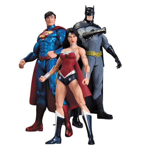 Justice League New 52 Box Set - Trinity War
