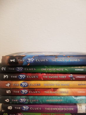 The 39 Clues (Used)