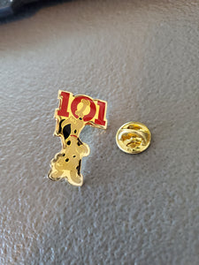 Disney Pin: Cast Member Exclusive - 101 Dalmatians