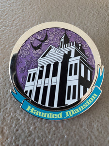 Disney Pin: Haunted Mansion Mystery Pin