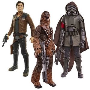 Star Wars Solo 20-Inch Big Fig Action Figure Wave 1