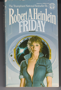 Friday by Robert A. Heinlein (Used)