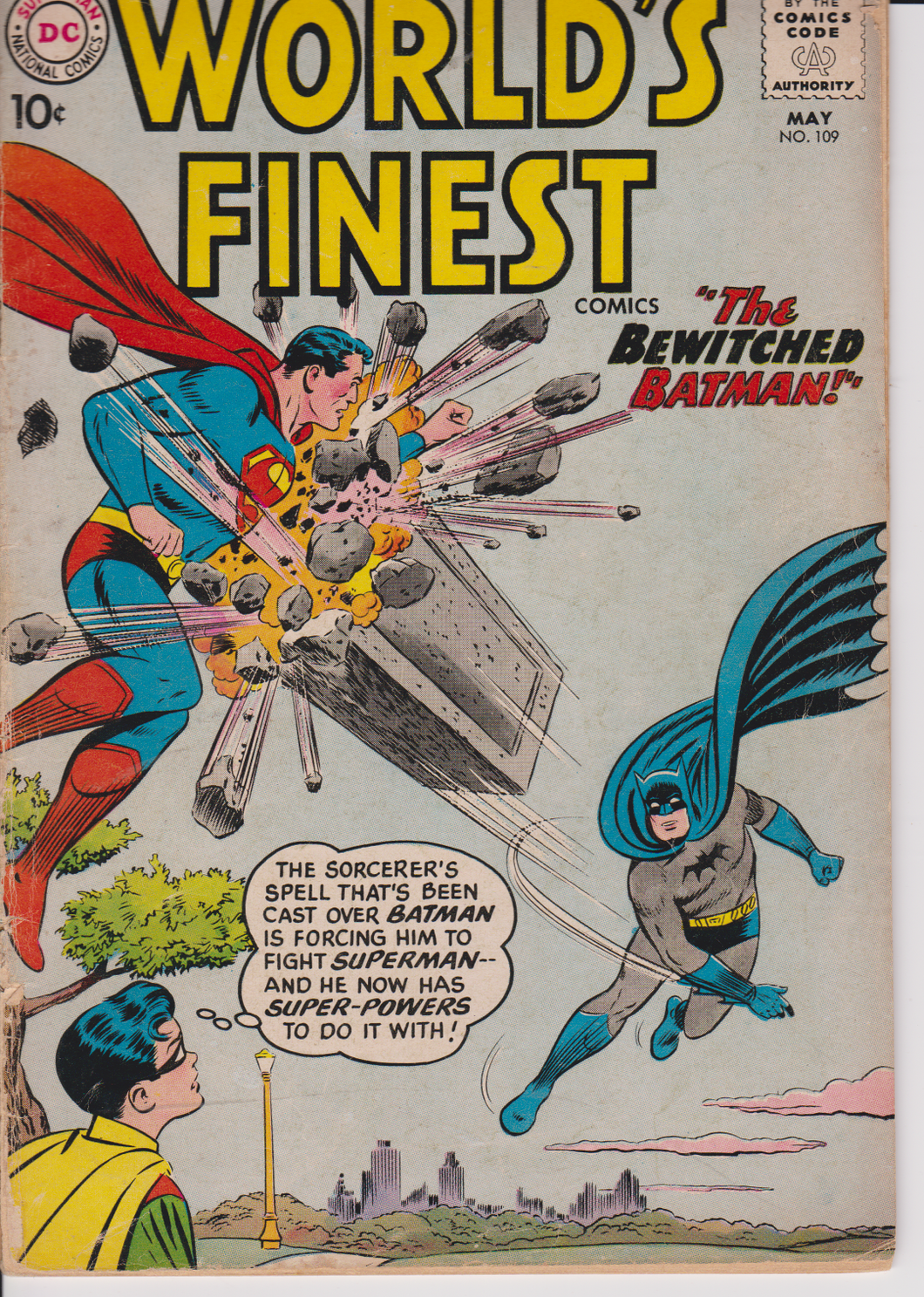 World's Finest #109