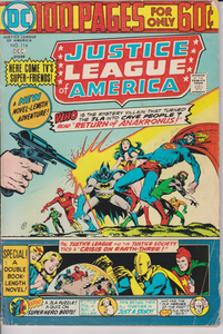 Justice League of America #114
