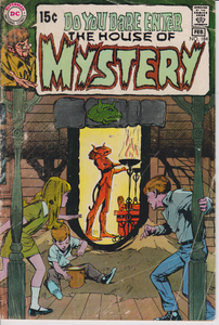 House of Mystery #184