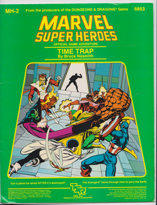 Time Trap (Marvel Super Heroes module MH2)