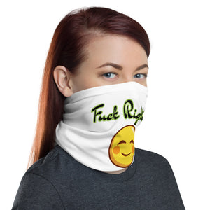 Fuck Right Off Neck gaiter