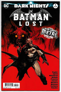 Batman Lost #1