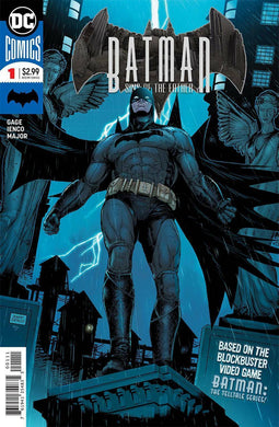 Batman Sins of the Father #1