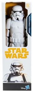 Star Wars Solo Titan Hero 12-Inch Action Figure: Stormtrooper