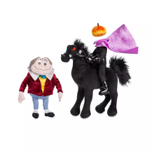 Mr. Toad and The Headless Horseman Plush Set – Limited Edition