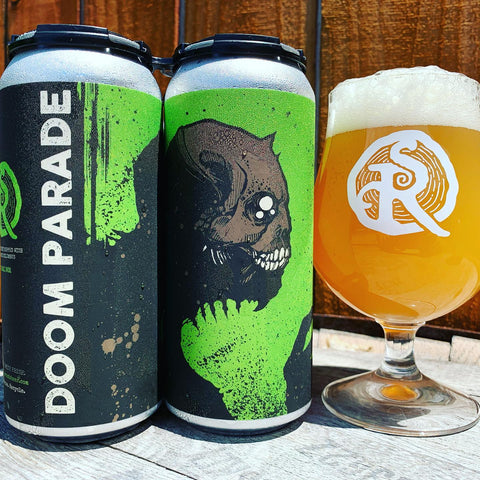 Doom Parade DIPA (4 Pack Cans)