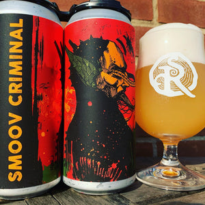Smoov Criminal IPA (4 Pack Cans)