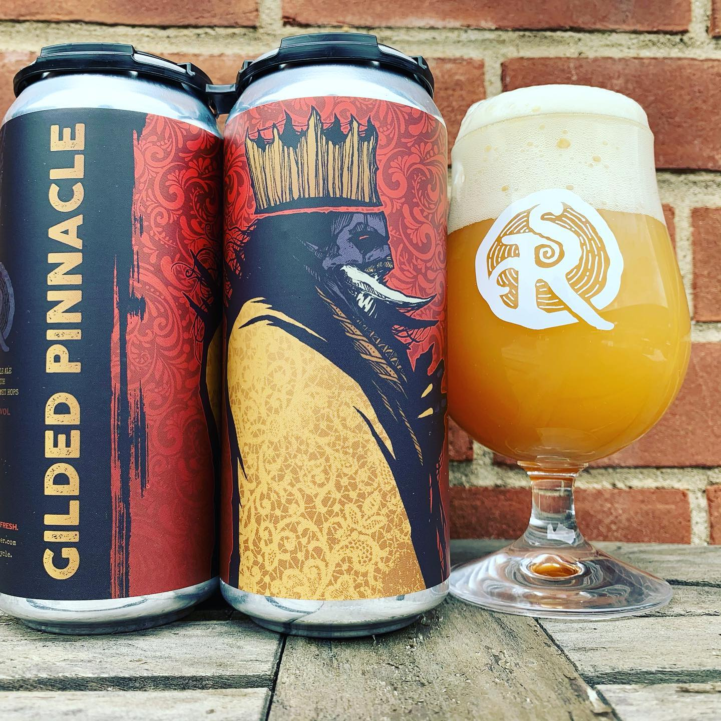 Gilded Pinnacle (4 Pack Cans)