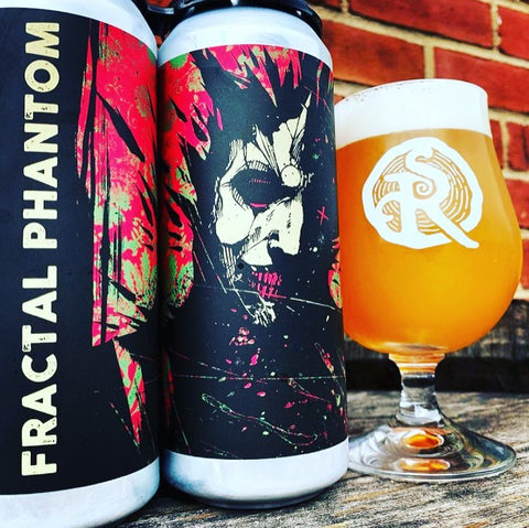Fractal Phantom IPA (4 Pack Cans)