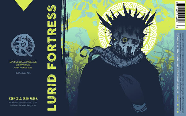 Lurid Fortress (4 Pack Cans)