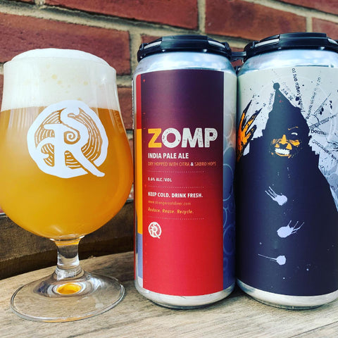 Zomp IPA (4 Pack Cans)